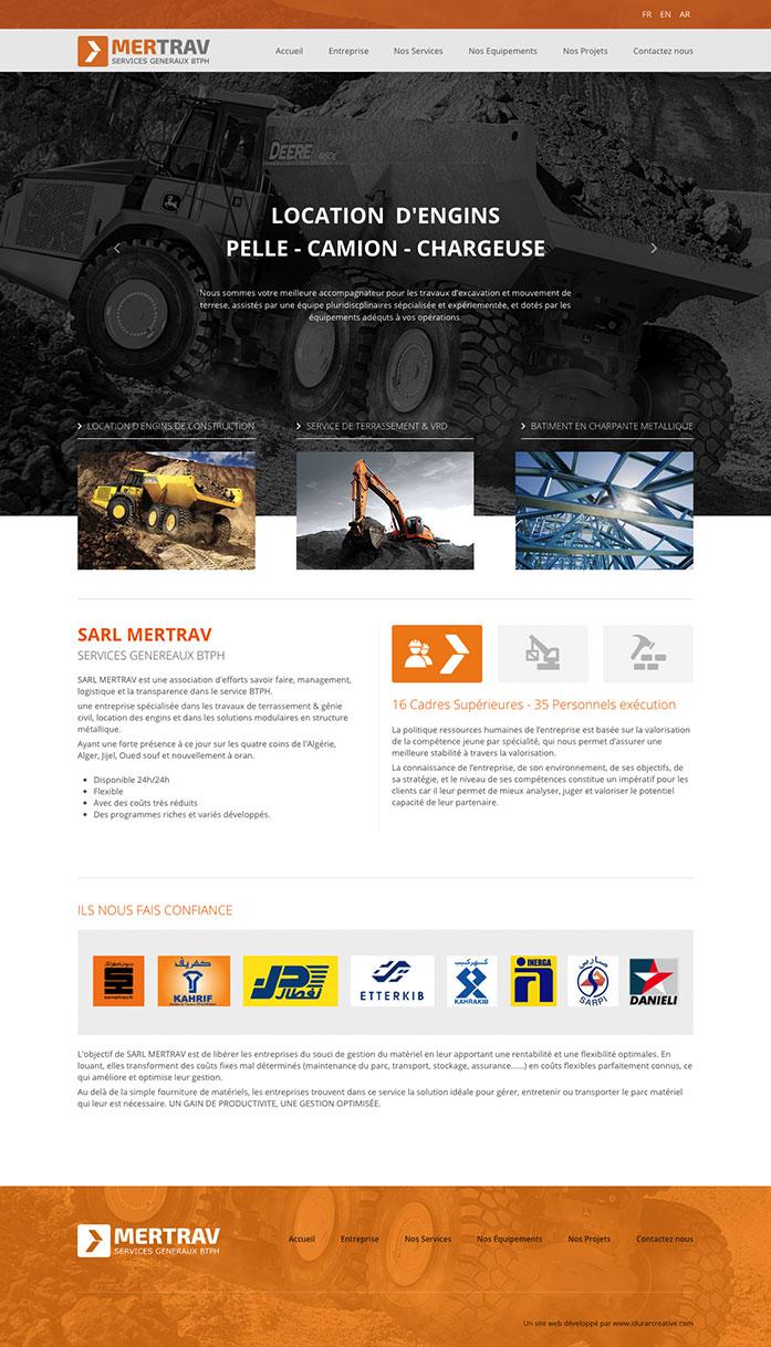 Conception de Site Web Algerie
