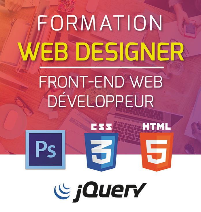 Formation Web Designer Algerie (Oran)