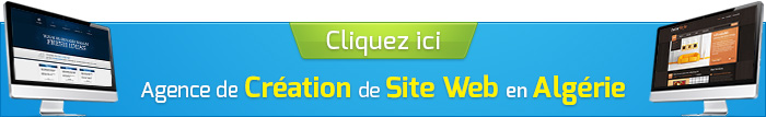 Conception site internet algerie